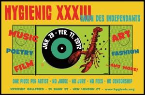 Hygienic Art 33 - poster 1