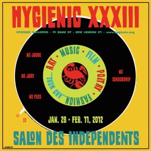 Hygienic Art 33 - square poster