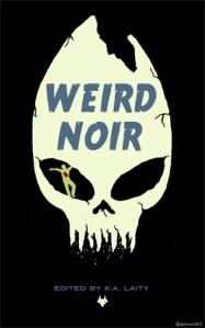 Weird Noir - book cover