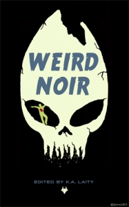 Weird Noir - book cover