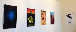 Mark Bilokur gallery wall