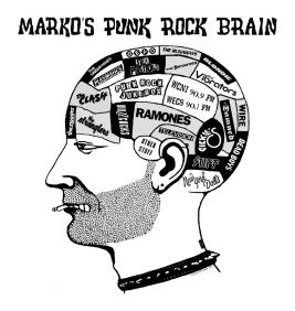 Punk Rock Jukebox Phrenology