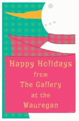 Gallery at the Wauregan - 2013 holiday card