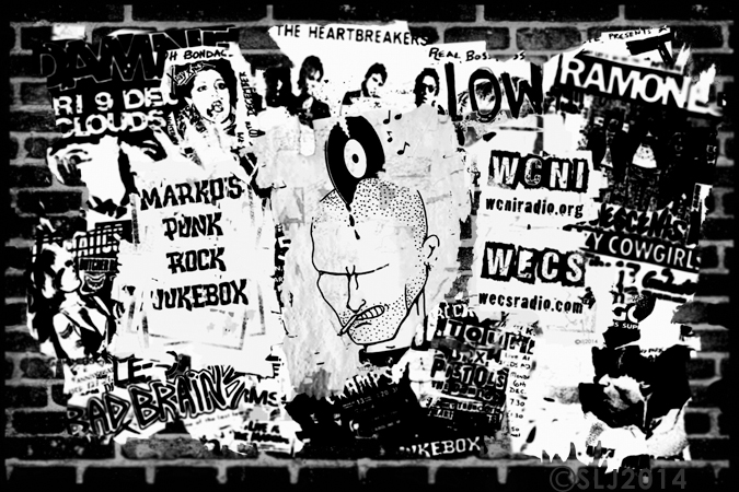 Punk Rock Jukebox 2014 Brick (c)slj2014