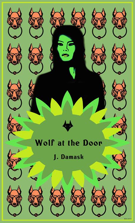 Wolf at the Door (c) slj2014