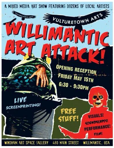 Art Attack! 2015
