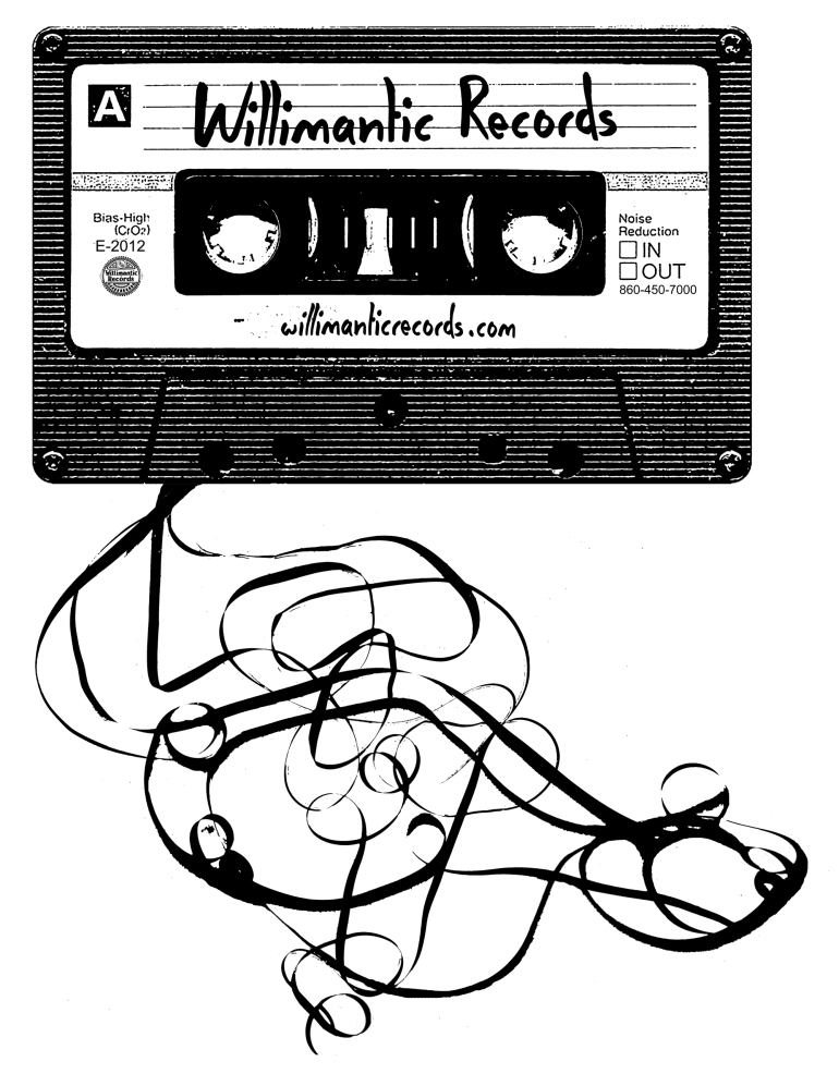 Willi Records Cassette 2017