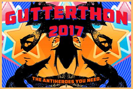 Gutterthon 2017