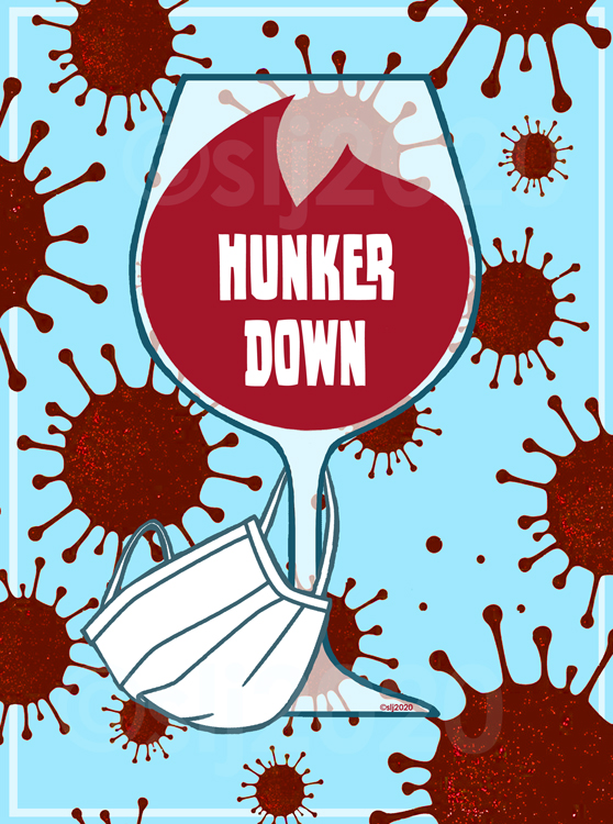Hunkerdown Covid-19 Edition 2020web